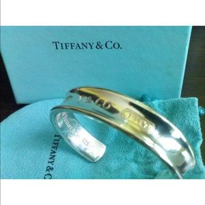 Tiffany & Co wide Cuff Bangle